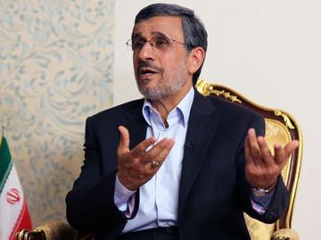 محمود احمدینژاد: من هم به وقت انتخابات درباره وضعیت موجود کشور حرف خواهم زد / از هیچکس ترسی ندارم