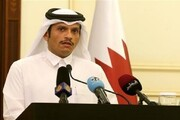 رایزنی وزیر خارجه قطر با نماینده آمریکا در امور ایران
