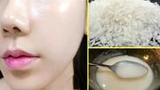 داشتن پوست شفاف و بدون لک با ماسک برنج + طرز تهیه