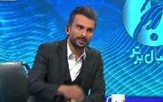انتقاد عجیب مجری برنامه ورزشی تلویزیون از پزشک معالج علی انصاریان/ فیلم