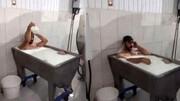 ۱۵ سال زندان برای حمام در وان شیر /عکس