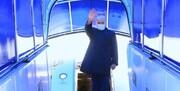 رئیس مجلس مسکو را به مقصد تهران ترک کرد