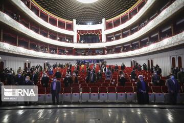 اختتامیه جشنواره تئاتر ۳۹ برگزار شد