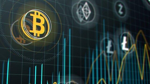 صعود شدید بیت کوین با عبور از ۴۲ هزار دلار/ آخرین قیمت ارزهای دیجیتالی