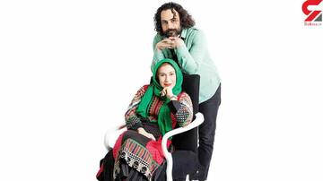 توضیحات نسیم ادبی در خصوص سرطان و مرگ همسرش / فیلم