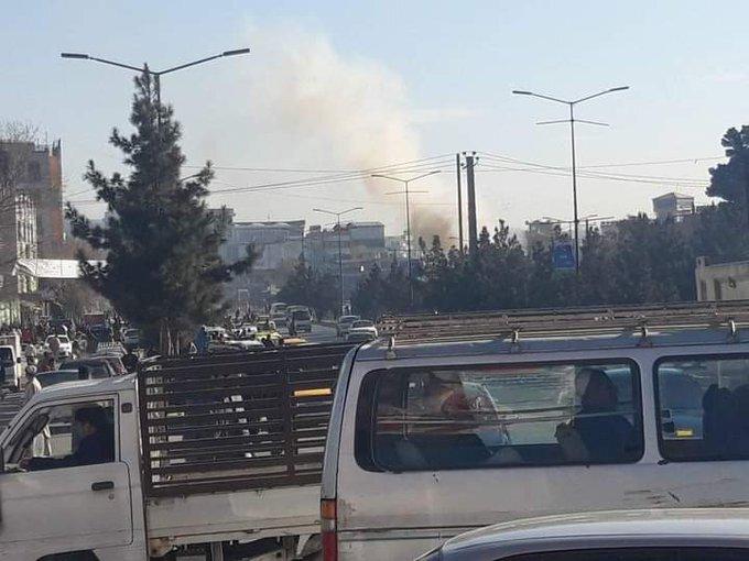 جزئیات وقوع ۳ انفجار مرگبار در پایتخت افغانستان؛ ۴ کشته و ۵ مجروح