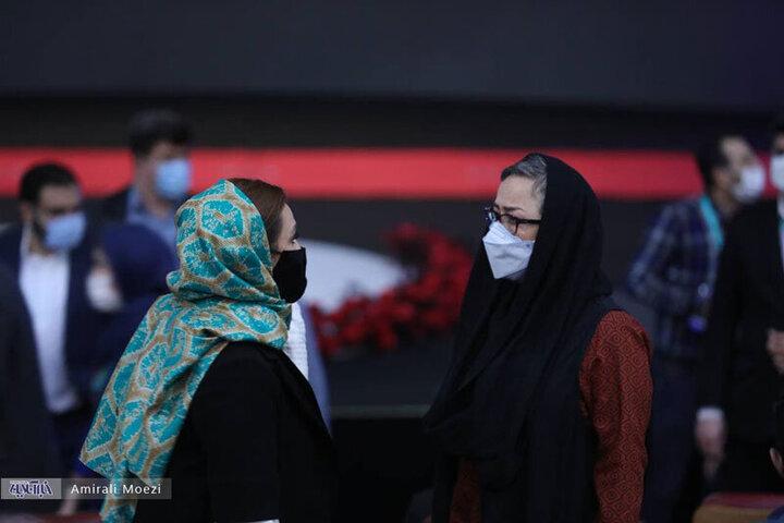 اختتامیه سی و نهمین جشنواره فیلم فجر / تصاویر