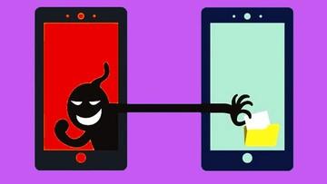 چطور بفهمیم گوشی تلفن ما هک شده است؟ / فیلم
