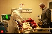 ورود آبادان به پیک جدید تمام عیار کرونا/ ظرفیت ICU بیمارستان طالقانی پر شد