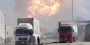 بیش از ۷۰ کشته و زخمی در انفجار «اسلامقلعه» افغانستان