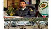 تکذیب تیراندازی پلیس شیراز به سارقین پژو سوار / فیلم