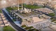 بزرگ ترین مسجد جهان در مصر / تصاویر