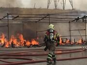 آتش نشانی تهران استخدام میکند