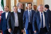 دیدار نماینده پوتین با سرپرست هیات ایران در نشست سوچی