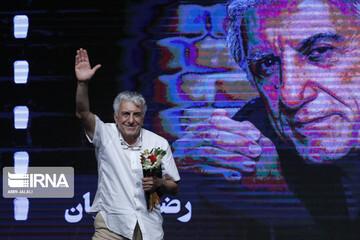 رضا کیانیان مهمان «شبهای هنر» شبکه ۴ شد