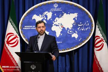 خطیبزاده انتساب حادثه اربیل به ایران را محکوم کرد