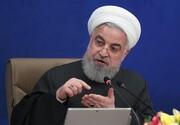 روحانی: سلاح هسته ای در برنامه دفاعی ایران جایی ندارد   ایران به جای سلاح هسته ای به دنبال فناوری های هسته است/ فیلم