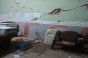 مصدوم شدن ۱۰ نفر در پی زلزله شدید در سی سخت