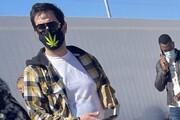 ویدیویی که با عنوان لحظه تزریق واکسن کرونای آمریکایی به شهاب حسینی پخش شده / فیلم و تصاویر