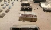پیدا شدن تسلیحات ساخت ناتو در مقر داعش