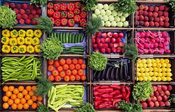 قیمت روز انواع میوه و تره بار در بازار / جدول