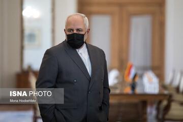 ظریف به وزیر اطلاعات تسلیت گفت