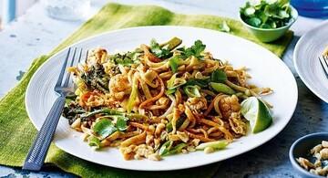 پد تای، غذای معروف تایلندی +طرز تهیه