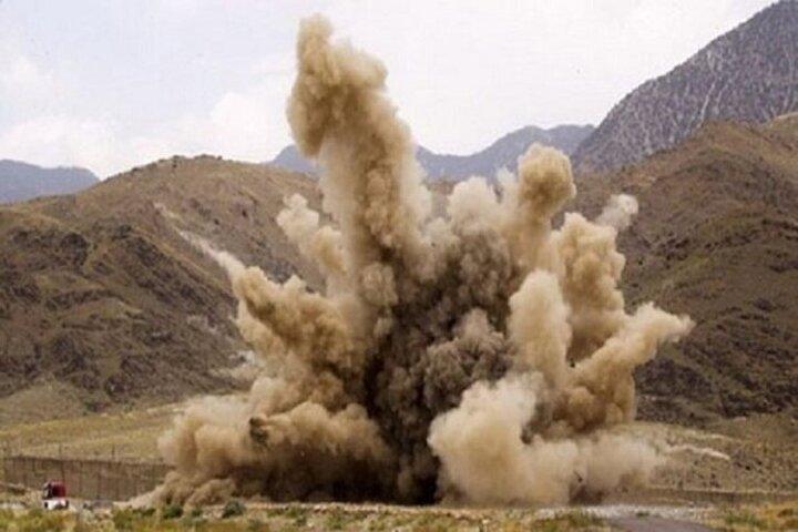 ۲ کشته در پی انفجار مین در مهران