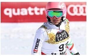 سمیرا زرگری اجازه نداد که حواشی عدم حضورش روی تیم اسکی تاثیر بگذارد