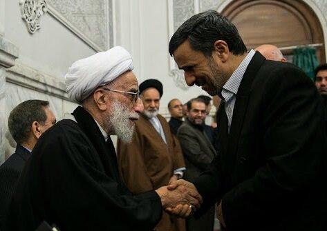 حدادعادل: احمدی نژاد ردصلاحیت میشود