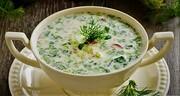 آموزش پخت آش کارده شیرازی با دو روش متفاوت + مواد لازم
