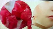 درمان جوش و جای جوش صورت با ماسک یخ گلاب | بهترین کاربردهای یخ برای پوست چیست؟