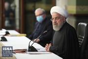 روحانی: ادعای اعلام دیرهنگام ورود ویروس کرونا به کشور، به خاطر انتخابات دروغ محض است / فیلم