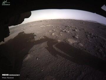 تازهترین تصاویر از سطح مریخ