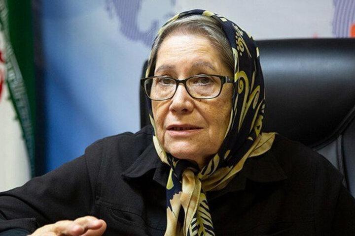 واکنش مینو محرز به واکسن زدن شهاب حسینی در آمریکا /فیلم