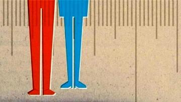 چرا مردان از زنان قد بلندتر هستند؟