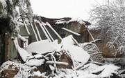بارش برف در آفریقا بعد از ۵۰ سال ! / فیلم