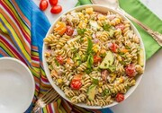 سالاد ماکارونی؛ غذای خوشمزه و اصیل  ایتالیایی + طرز تهیه