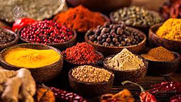 درمان انواع بیماری ها با ادویه | خواص فراوان ادویه برای سلامتی بدن