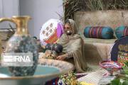 افتتاح نمایشگاه بینالمللی گردشگری و صنایعدستی