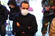 خاطره علی کریمی از لحظه تلخ اعلام خبر فوت علی انصاریان به مادرش/ فیلم