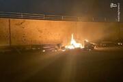 روایتی تلخ از بمبی که موجب شهادت حاج قاسم سلیمانی شد/ فیلم