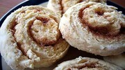 شیرینی دارچینی برای سفره عید نوروز + طرز تهیه