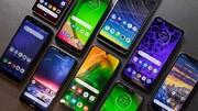 قیمت روز انواع موبایل در بازار / آ۷۱ سامسونگ وارد کانال ۹ میلیون تومانی شد