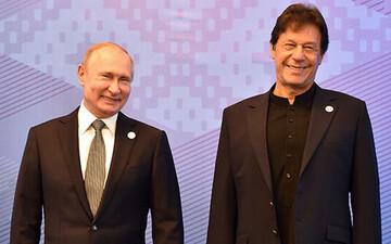 پاکستان از دیپلماسی روسیه برای صلح در افغانستان حمایت میکند