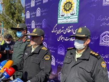 ترافیک در تهران افزایش یافت/ آیا تهران قرنطینه میشود؟