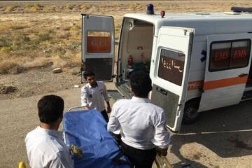 واژگونی هولناک پژو در اصفهان با ۱۰ کشته و مصدوم