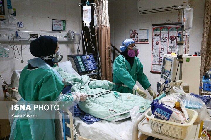 شناسایی ۸۳۳۰ بیمار جدید کرونا در کشور/ ۹۱ نفر جان باختند
