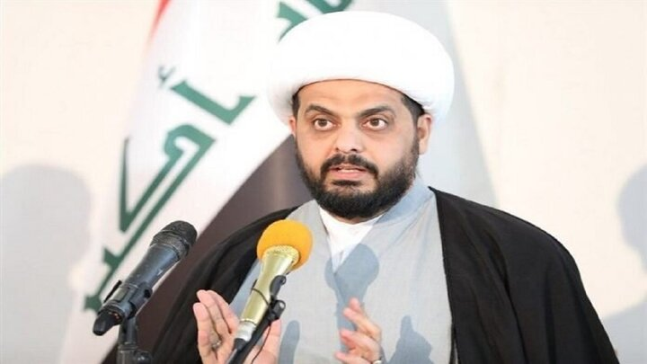 قیس خزعلی: به زودی اطلاعاتی در مورد حمله به منطقه سبز بغداد منتشر میکنیم