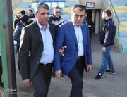 علی کریمی رای اول من برای انتخاب رییس فدراسیون فوتبال است